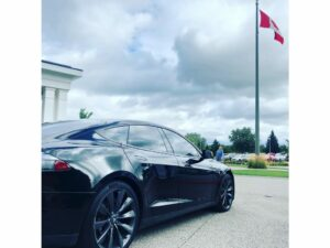 2013 Tesla Model S P85+