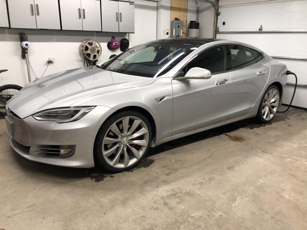 2017 Model S P100D (Ludicrous)