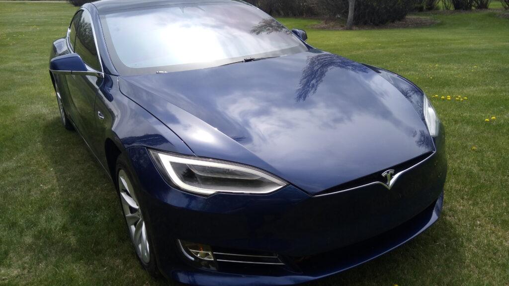 Model S 100D